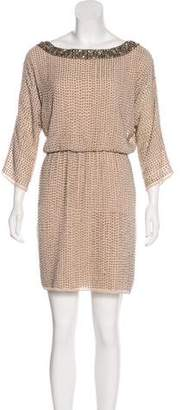 Needle & Thread Embellished Dolman Dress