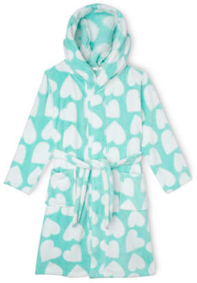NEW Tilii Essentials Hooded Gown Mint