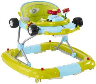 My Child Mychild F1 2-in-1 Baby Car Walker Go Go Green