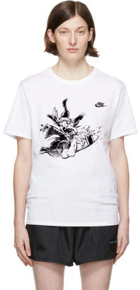 Nike Erl ERL White Edition Witch T-Shirt