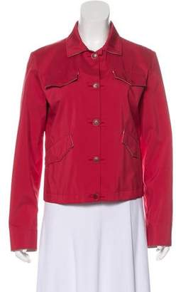 Loro Piana Lightweight Button-Up Jacket