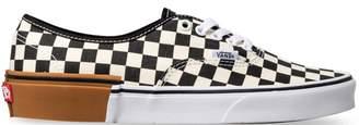 Vans Authentic Checkerboard Gum Sole
