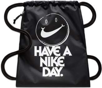 online retailer a13f3 d3998 ... Nike Heritage Gym Sack Backpack