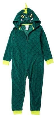 Komar Dino Scales Hooded Blanket Sleeper (Big Boys) 3b8dfdb2c