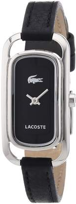 Lacoste Women's Sienna 2000720 Leather Analog Quartz Watch with Dial