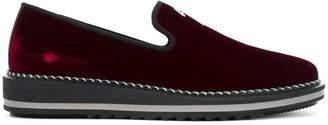 Giuseppe Zanotti Design logo loafers