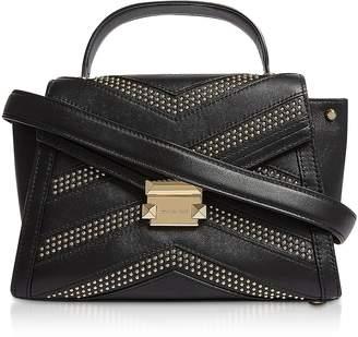 Michael Kors Whitney Medium Top-Handle Satchel Bag