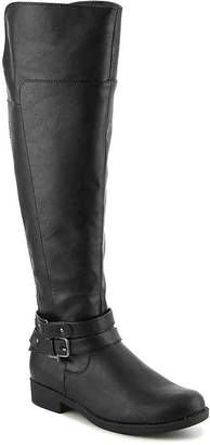 LifeStride Delilah Wide Calf Riding Boot - Women's