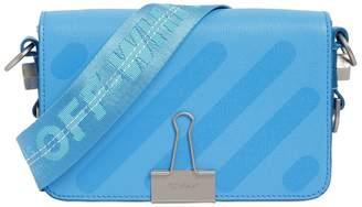 Off-White Mini Diagonal Stripes Leather Bag