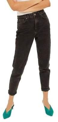 Topshop MOTO 30 Inch Leg Mom Jeans