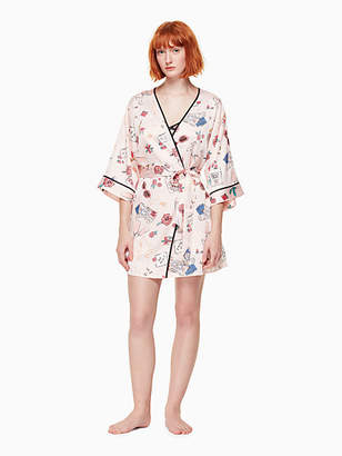 Kate Spade Honeymoon robe