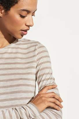Vince Heather Stripe Tee