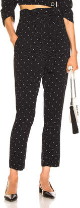 Alice McCall Oscar Pant in Black | FWRD