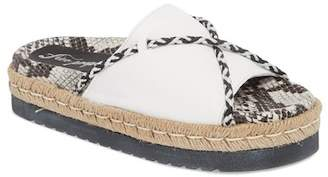 Free People Dempesey Footbed Slide Sandal (Women)