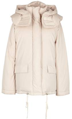 Helmut Lang Stone Padded Shell Jacket