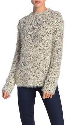 Endless Rose Speckled Metallic Sweater