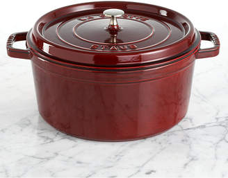 Staub Cocotte, 8 Qt. Cast Iron Round French Oven