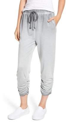 BP Ruched Knit Pants
