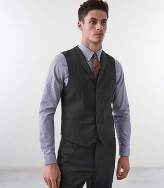 Reiss Dobron Slim Fit Waistcoat