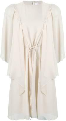 See by Chloe short frilled dress