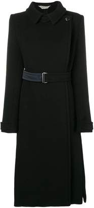Sportmax belted straight-fit coat