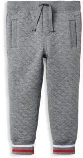 Janie and Jack Little Boy's& Boy's Quilted Joggers