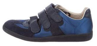 Maison Margiela Suede Low-Top Sneakers