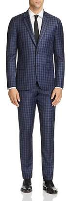 Paul Smith Large Check Slim Fit Suit