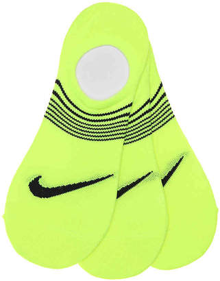 Nike Performance No Show Liners - 3 Pack - Women's