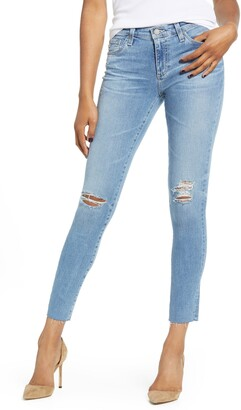 AG Jeans Ankle Skinny Leggings