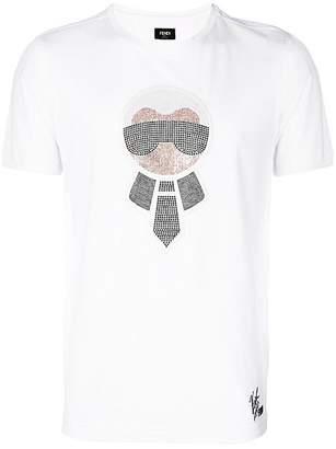 Fendi White T-shirt