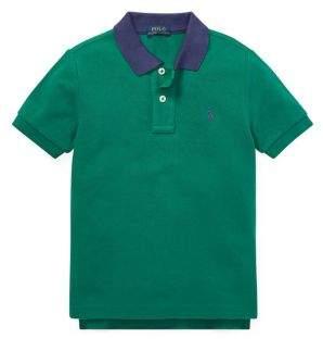 Ralph Lauren Little Boy's Classic Cotton Polo