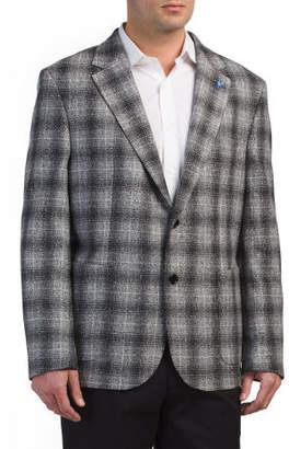 Italian Fabric Modern Fit Sport Coat