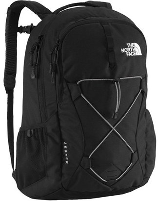 The North Face 'Jester' Backpack - Black $65 thestylecure.com