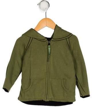 Amber Hagen Boys' Cashmere-Blend Jacket