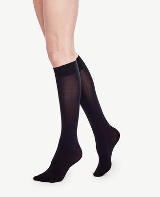 Ann Taylor Perfect Knee Highs