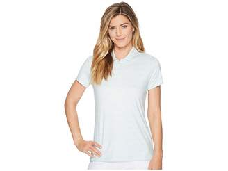 Nike Dry Polo Short Sleeve Sphere Print Women's Clothing