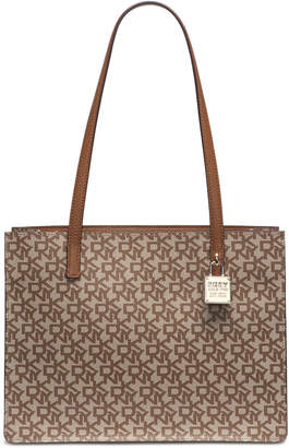 DKNY Commuter Signature Tote