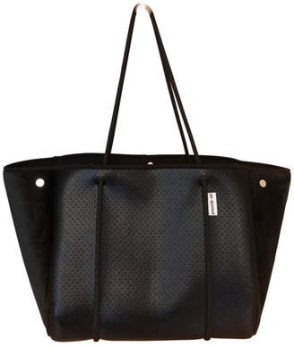 Ah-dorned Ah!Dorned Neoprene bag with velvet sides