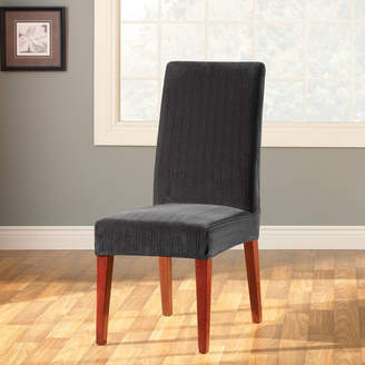Sure Fit Stretch Pinstripe Dining Chair Slipcover