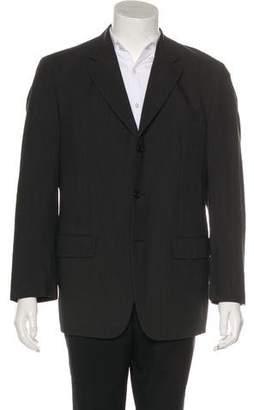 Missoni Woven Three-Button Blazer
