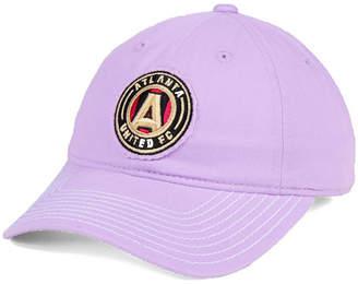 adidas Atlanta United Fc Pink Slouch Cap