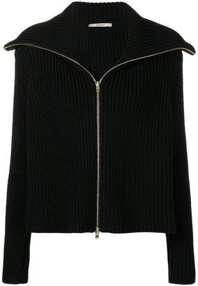 Odeeh long sleeved cardi-coat