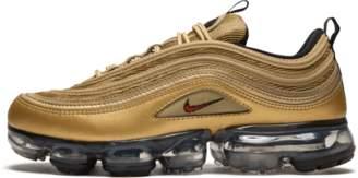 Nike Vapormax '97 Metallic Gold/Varsity Red