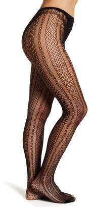 Hue Netted Openwork Tights
