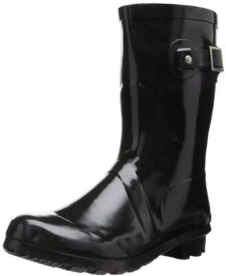 Western Chief Women's Solid Mid Rain Boot