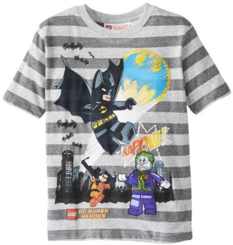 Lego Big Boys' Batman Kapow T-Shirt