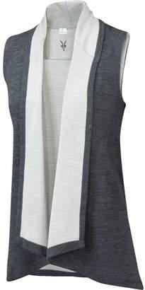 Ibex Dyad Shawl Vest - Women's
