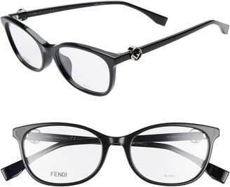 Fendi 53mm Optical Glasses