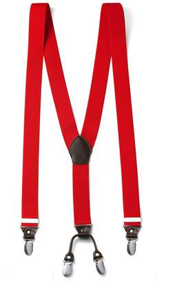at Amazon Canada · FydRise Mens Solid Clip Suspenders Elastic Trousers  Braces Y-Shape Strong Clips Adjustable Straps 092f5c4f9